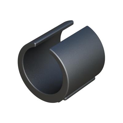 saddle feet for round tubes isc plastic parts. Black Bedroom Furniture Sets. Home Design Ideas