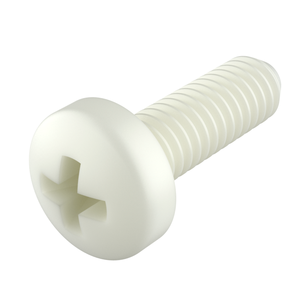 Pan phillips head screw