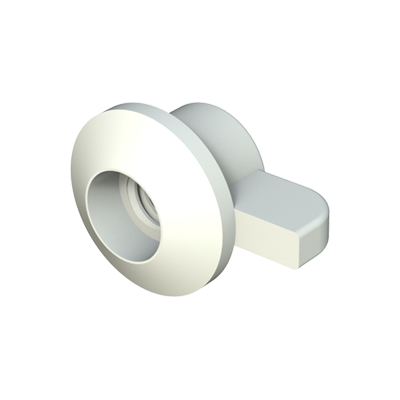 Our nylon toilet seat nuts provide excellent resistance against chemicals (see table of properties). It is a material with a high level of dielectric strength, it does not rust and prevents damage due to breaking strength during mechanical stress.